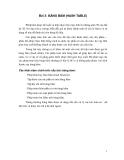 Cấu trúc dữ liệu : BẢNG BĂM (HASH TABLE) part 1
