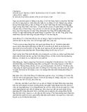 NGOẠI GIAO TRONG CHIẾN TRANH BẢO VỆ TỔ QUỐC THỜI TRẦN (thế kỷ XIII) – PHẦN 2