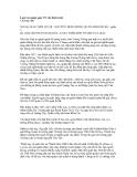 NGOẠI GIAO THỜI LÊ LỢI - NGUYỄN TRÃI CHỐNG QUÂN MINH ĐÔ HỘ - PHẦN 3