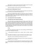 Giáo trình hình thành tỷ suất dinh lợi và các phương thức thanh toán nợ theo dư nợ ban đầu p3