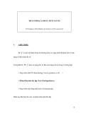 NGHIÊN CỨU KHOA HỌC NGÀNH Y - Bài 8
