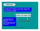 Cấu trúc máy tính và lập trình Assembly : :LẬP TRÌNH XỬ LÝ MẢNG & CHUỔI part 3