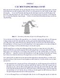 Đồ họa máy tính : CÁC ĐỐI TƯỢNG ĐỒ HỌA CƠ SỞ part 1