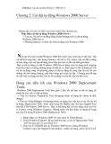 MCSE win 2000 server : Cài đặt tự động Windows 2000 Server part 1