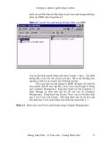 MCSE win 2000 server : Quản lí người dùng và nhóm  part 3