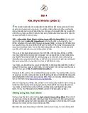 XSL Style Sheets part 1