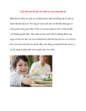 Giáo dục kỹ năng sống mầm non: Làm thế nào để dạy trẻ cách cư xử trong bàn ăn