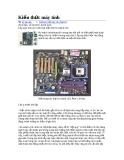 Lắp máy tính (2): Gắn linh kiện trên bo mạch chủ