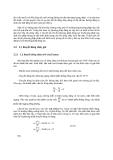 Giáo trình học môn Động lực học biển - Chương 2