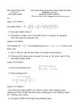 Đề thi tuyển sinh lớp 10 môn toán chung - THPT Chuyên Trà Vinh
