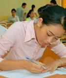 Đề thi Đại học môn Sinh khối B năm 2011 - Mã đề 469