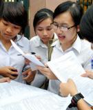 Đề thi Đại học môn Sinh khối B năm 2011 - Mã đề 248