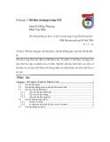 HỆ THỐNG THÔNG TIN ĐỊA LÝ GIS - Chương 2