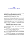 Giáo trình MÔ HÌNH HOÀN LƯU BIỂN VÀ ĐẠI DƯƠNG - Chương 3