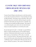 CẢ NƯỚC TRỰC TIẾP CHIẾN ĐẤU CHỐNG ĐẾ QUỐC MĨ XÂM LƯỢC (1965 - 1973)_3