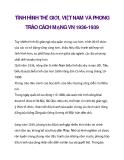 TÌNH HÌNH THẾ GIỚI, VIỆT NAM VÀ PHONG TRÀO CÁCH MẠNG VN 1936-1939_4