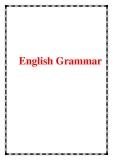 Sách cần thiết để học English Grammar