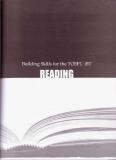 Building skill for the TOEFL iBT Beginning Reading