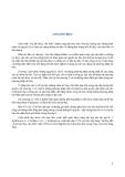 Giáo trình DỰ BÁO THỦY VĂN BIỂN - Chương 1