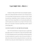 TẠO NHỊP TIM – PHẦN 1