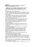 CHƯƠNG III:  ĐƯỜNG LỐI KHÁNG CHIẾN CHỐNG THỰC DÂN PHÁP VÀ ĐẾ QUỐC MỸ XÂM LƯỢC (1945 – 1954)