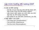 Lập trình Java cơ bản : OOP trong Java part 2