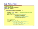 Lập trình Java cơ bản : OOP trong Java part 3