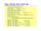 Lập trình Java cơ bản : OOP trong Java part 4