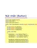 Lập trình Java cơ bản : Các thành phần GUI part 5