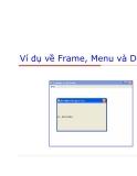 Lập trình Java cơ bản : GUI nâng cao part 6