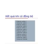 Lập trình Java cơ bản : Multithreading part 8