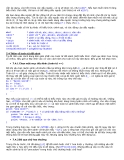 Learning Perl - Biểu thức chính qui part 2