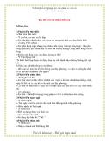 Giáo án giảng dạy lớp Chồi: Bác Hồ với các cháu thiếu nhi
