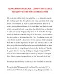 QUAN ĐIỂM CHỦ NGHĨA MÁC - LÊNIN VỀ TÔN GIÁO VÀ GIẢI QUYẾT VẤN ĐỀ TÔN GIÁO TRONG CNXH_1