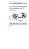 Hướng dẫn sửa chữa xe Honda đời mới - Tập 2- Khung xe_part 3