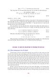 LÝ THUYẾT HÀM NGẪU NHIÊN TRONG KHÍ TƯỢNG THỦY VĂN - Chương 10