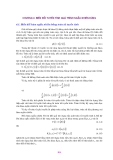 LÝ THUYẾT HÀM NGẪU NHIÊN TRONG KHÍ TƯỢNG THỦY VĂN - Chương 4