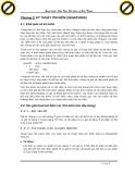 Giáo trình phân tích tổng quan về cấu trúc dữ liệu và giải thuật trong quá trình thiết kế phần mềm p2