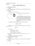 Cảm biến và đo lường - Chương 4: MỘT SỐ CẢM BIẾN THÔNG DỤNG