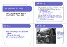 LẬP TRÌNH CĂN BẢN - GIỚI THIỆU VỀ NGÔN NGỮ C & MÔI TRƯỜNG TURBO C 3.0