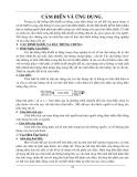 CẢM BIẾN VÀ ỨNG DỤNG - PHẦN 1