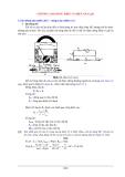 Đo lường điện và thiết bị đo - Chương 3