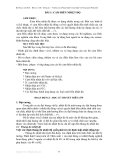 Giáo trình kỹ thuật cảm biến - Bài 1