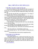 Nguyên lý cắt : THIẾT KẾ DAO TIỆN THÔNG DỤNG part 1