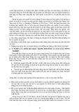 Sinh thái học nông nghiệp : Khái niệm chung về sinh thái học part 4