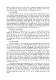 Sinh thái học nông nghiệp : Sinh thái học và sự phát triển Nông nghiệp part 9