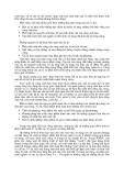 Sinh thái học nông nghiệp : Sinh thái học và sự phát triển Nông nghiệp part 10