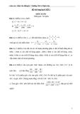 11 đề thi học sinh gỏi toán 8
