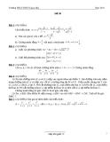 Bộ đề thi học sinh giỏi toán lớp 9 năm 2011