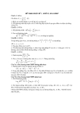 Đề thi tham khảo số 1 năm 2007, khối D